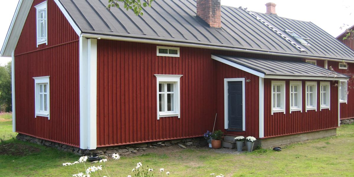 Wide range of color options designed for sheet metal roofing