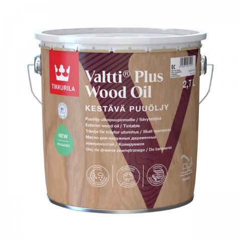 Valtti Plus Wood Oil